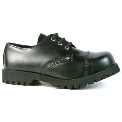 New Rock Boots Mili 4 Antic Negro Good Year Wealt