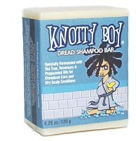 Knotty Boy Dread Shampoo Bar 4.25 oz/120 g