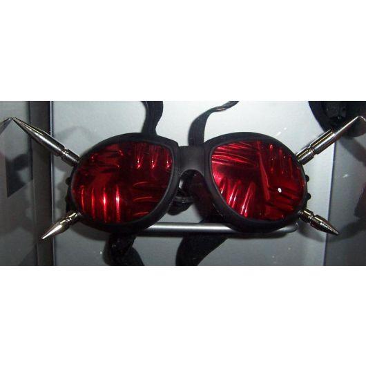 Bullet Spike Goggles w/plate lenses