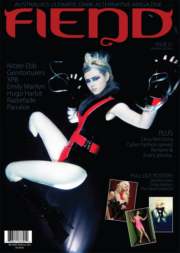 Fiend Magazine Issue #21