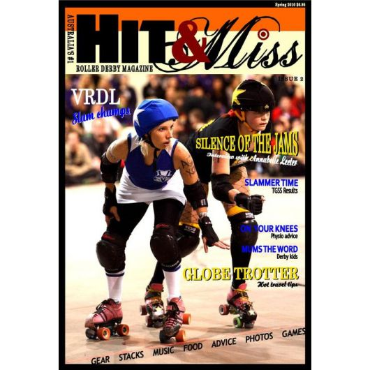 Hit and Miss Magazine Issue #3