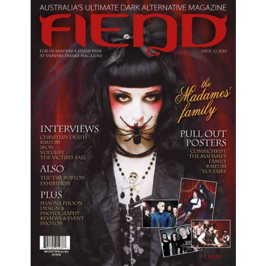 Fiend Magazine Issue #22