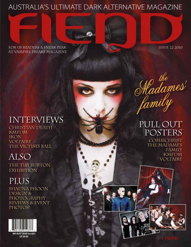 Fiend Magazine Issue #22