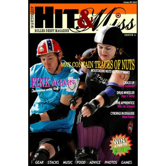 Hit and Miss Magazine Issue #4