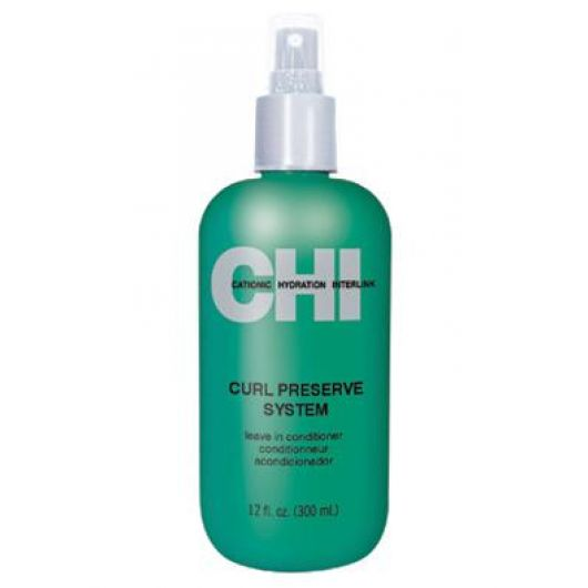CHI Curl Preserve Leave In Conditioner 300ml