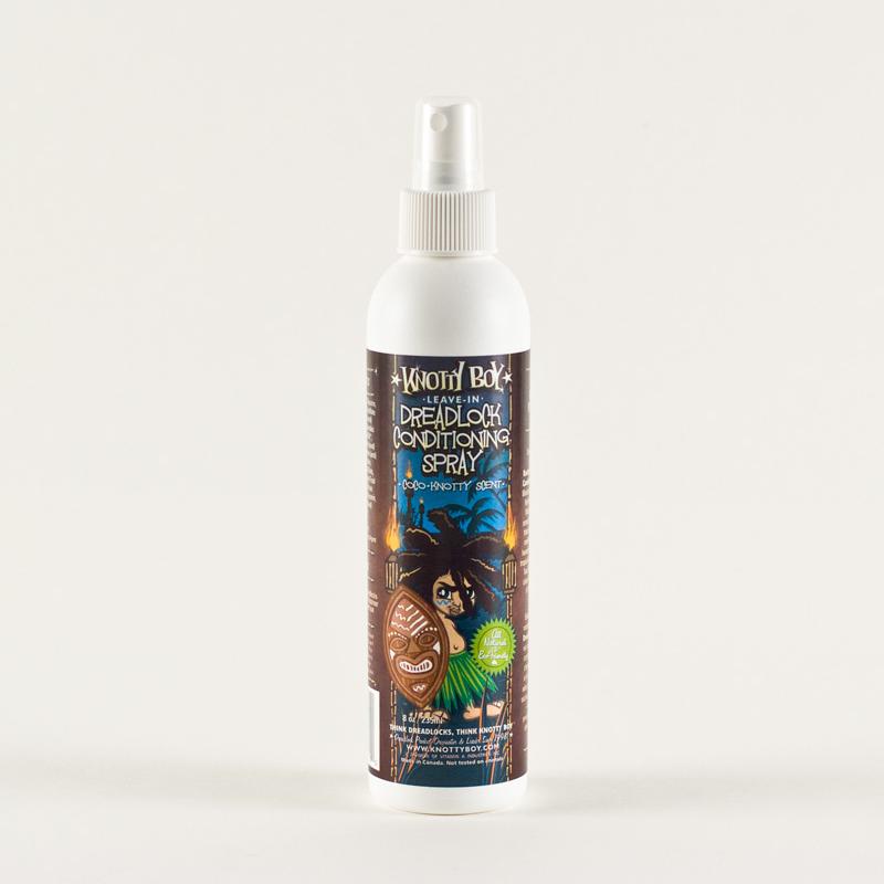 Knotty Boy Dreadlock Conditioning Spray- Coco-Knotty Scent 235ml