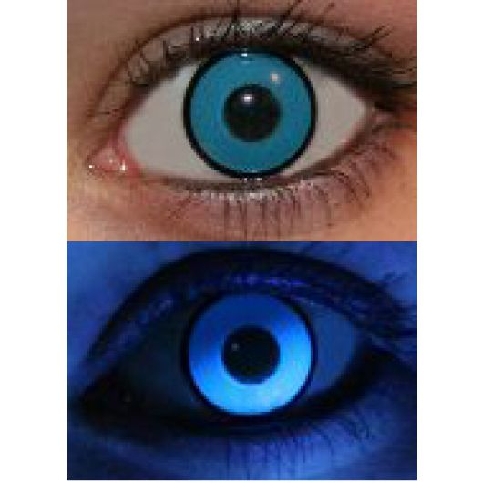 InnoVision Contact Lens- UV Blue Lens