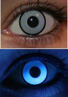 InnoVision Contact Lens- UV White Lens